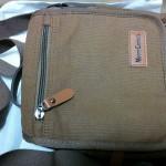 普段使い用のショルダーバッグ